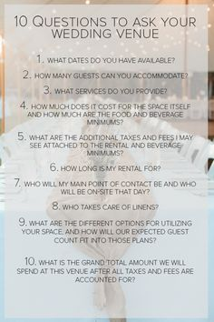 from blogger to bride what to know before touring wedding venues a free wedding guest