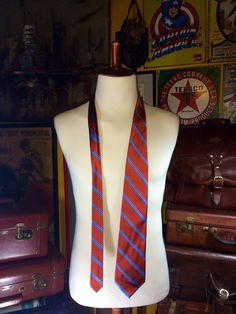 A personal favorite from my Etsy shop https://www.etsy.com/listing/248102556/brooks-brothers-pure-silk-tie-necktie