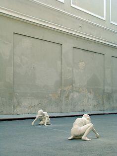 Child and Chalk (by Gregor Gaida)