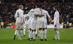 Real Madrid 3-1 Real Sociedad  #LaLiga #scores #result #match #day #goal #soccer #football