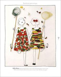 Art Department | 2012, stylist renata chaplynsky, illustration alli arnold