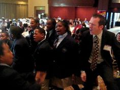 Ron Clark - You Can Vote However You Like