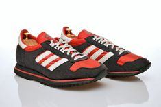 2612327108f2 vintage ADIDAS  JACK  Running Shoes size UK 9.5 fit 8.5 - 9 Austria 80 s  casuals