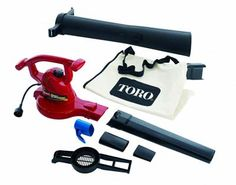 Toro 51609 Ultra 12 amp Variable-Speed (up to Electric Blower/Vacuum with Metal Impeller * See this great product. (This is an affiliate link) Variable Speed Motor, Baby Apps, Vacuum Reviews, Yard Tools, Power Unit, Best Vacuum, Gas And Electric, Electric Motor, Vacuum Tube