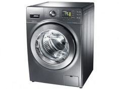 Lava e Seca Samsung WD106UHSAGD 10,1Kg Inox - Eco Bubble 8 Programas de Lavagem com as melhores condições você encontra no Magazine Judithquirino. Confira!