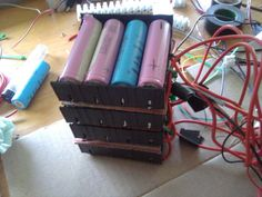 Building a Lithium battery pack