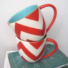 Si hay un estampado que se ha impuesto esta temporada en diseño, moda, decoración yhasta pastelería, ese ha sido el de las rayas Chevron. Visto en el blog de Mamás Creativas. http://www.mamas-creativas.blogspot.com