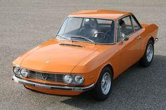 1970 LANCIA FULVIA 1600 HF BERLINETTA