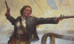 Anne Bonny1702- 1782 Anne Bonny is one of the most notorious pirates in recorded history. She was born in Ireland but moved to America when her father was disgraced. She was tough and a rebel even before her days on the high sea. Legend says she stabbed one of her father's maids, beat a man who attempted to rape her and put him in the hospital andpubliclystripped her fencing instructor with her sword. At sixteen Anne fell in love with a poor man named James Bonny and insisted on ...