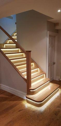 - Stairway Designs & Ideas - 10 Stairway Lighting Ideas that Will Impress You - Tags: stairway lig. 10 Stairway Lighting Ideas that Will Impress You - Tags: stairway lighting ideas, stair lighting ideas, stair lighting ideas, stair lighting ideas,. Stairway Lighting, Basement Lighting, Strip Lighting, Hall Lighting, House Lighting, Pendant Lighting, Basement Stairs, House Stairs, Basement Ideas