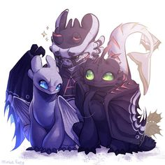 Ummmmm wtf is that thing lol Httyd Dragons, Dreamworks Dragons, Cute Dragons, Fantasy Creatures, Mythical Creatures, Cartoon As Anime, Dragon Rider, Night Fury, Dragon Art