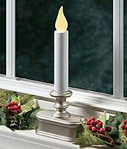 Window Candles - Battery Operated