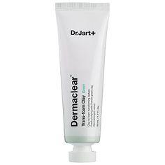 Dermaclear™ Trans-Foam Clay in Refreshing Green - Dr. Jart+ | Sephora