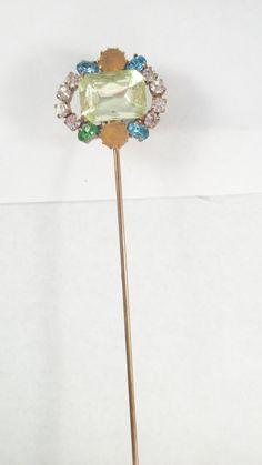 vintage hat pin