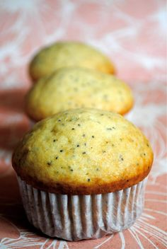 """Costco-like"" Poppyseed muffins!! Sooo good! Nothing beats Costco muffins"