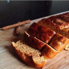 Ripped Recipes - Protein Pumpkin Bread - Low calories, high protein, delicious treat that can be enjoyed any time