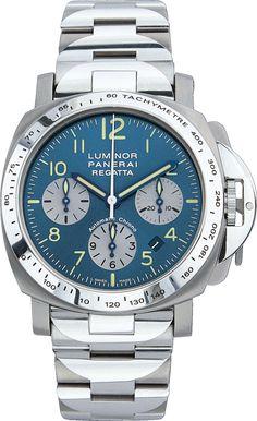 Luminor Chrono Regatta 2003 - 40mm PAM00168 - Collection Luminor - Officine Panerai Watches