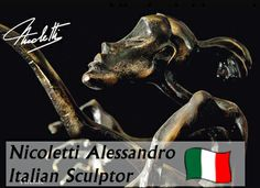 Sculptor And Designer.  Single sale or wholesale worldwide.  Write at nicolettialessandro43@gmail.com
