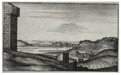 View Plate - Hollar Collection - University of Toronto Libraries Toronto Library, University Of Toronto, Libraries, Plate, Garden, Painting, Collection, Art, Art Background