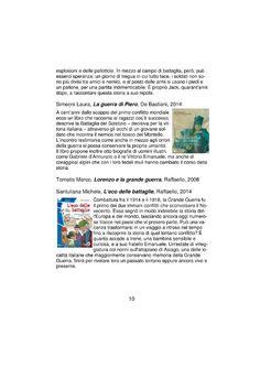 Prima guerra mondiale, libri per ragazzi - Sfogliami.it