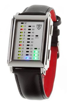 Detomaso trend herren armbanduhr xl spacy timeline