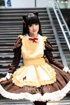 Kuroneko(Ore no Imoto ga Konna ni Kawaii Wake ga Nai)   Aza Miyuko - WorldCosplay
