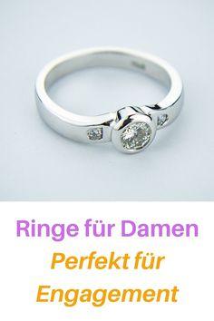 Ringe für Damen (Perfekt für Engagement) #RingefürDamen #PerfektfürEngagement) #schmuckkaufen #schmuck #ringe Charms, Engagement Rings, Jewelry, Fashion, Hair Jewelry, Brooches, Engagement Ring, Necklaces, Wristlets
