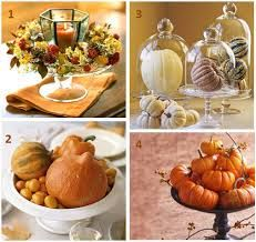 fall table decorations - Google Search
