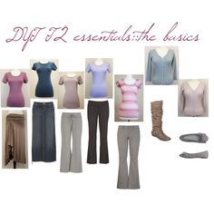 DYT T2 Essentials::the basics by sarah-dee-outfitgenie on Polyvore featuring Arizona and Avery