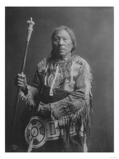 Art Print: Running Rabbit Native American Indian Curtis Photograph by Lantern Press : Native American Images, Native American Beauty, Native American Tribes, Native American History, American Indians, Navajo, Photo Portrait, First Nations, Nativity
