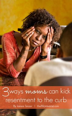 Three ways moms can kick resentment to the curb | The Momiverse | Article by Jamee Tenzer | setting boundaries, family schedule, kids activities, overwhelm, busy mom
