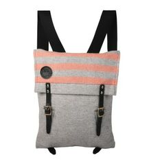 Duluth Pack Scout Pack - Orange/Grey
