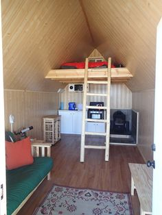 200 Sq. Ft. Off Grid Tiny House 002