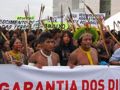 Send a message to the Supreme Court to uphold indigenous land rights!