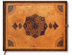 Paperblanks Safavid Binding Art - Guest Book