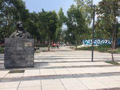 Rehabilitación de Jardín Alexander Pushkin por la AEP