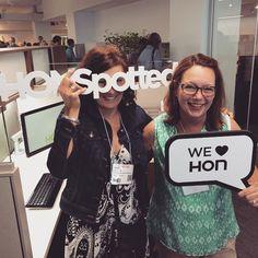 We heart HON! #NeoCon15  #HONSpotted