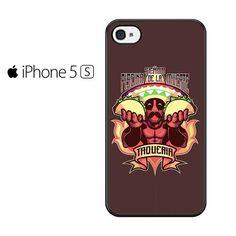 Deadpool Tacos Iphone 5 Iphone 5S Iphone SE Case