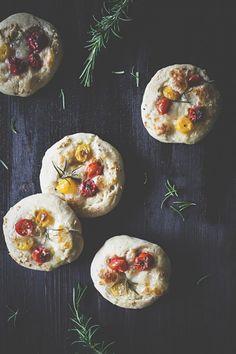 Mini-Pizza, Food-Fotografie, www.genussfotografie.at