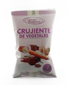 Crujiente de Vegetales #snacks #vegetables #gourmet #dieta #foodies