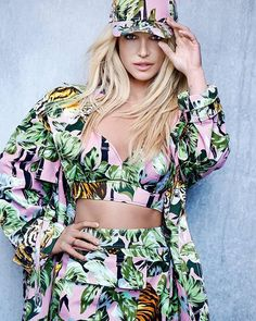 @britneyspears is the new face of @kenzo. The queen of pop was photographed by @therealpeterlindbergh for the new #Kenzo campaign #CollectionMemento2 featuring the iconic Bamboo Tiger print. #ellefashion #elleindonesia #britneyspears via ELLE INDONESIA MAGAZINE official Instagram - #Beauty and #Fashion Inspiration - Beautiful #Dresses and #Shoes - Celebrities and Pop Culture - Latest Sales and Style News - Designer Handbags and Accessories - International Advertising Campaigns - Gifts and