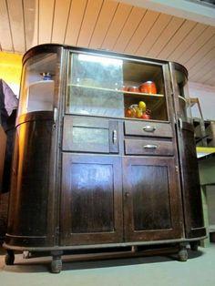 Art Deco Kitchen Cabinets