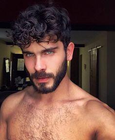 Very handsome men Hot Men, Hot Guys, Hairy Men, Bearded Men, Barber Haircuts, Blue Eyed Men, Beauty Hacks Video, Good Looking Men, Facial Hair