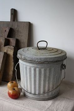 the cutting boards and the bucket WITH the lid  - oh my YES!!