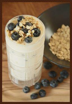 Kaura-jogurtti-aamuherkku - Onnenpäivä | Lily.fi