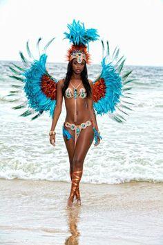 Fantasy Trinidad Carnival 2012  Gary Jordan Photography ©2011