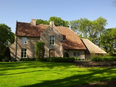 Sels Exclusieve Villabouw - Landelijke villa Schoten - Hoog ■ Exclusieve woon- en tuin inspiratie.