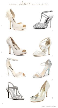 Wedding Shoes under $100