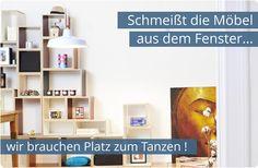 """jetzt """"for free"""" ... bSquary Postkarten http://bsquary.com/produkt/postkarte-platz-zum-tanzen/"""