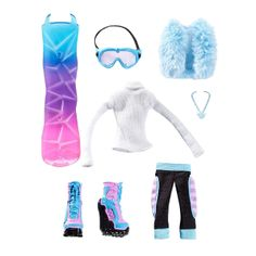 Abbey Bominable Snow Boarding Club outfit. omg I love this